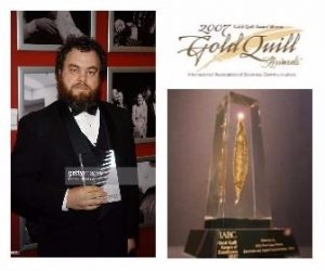 quill awards 2007