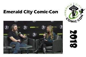 patrick rohtfuss emerald city comic-con 2018